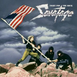 SAVATAGE - Fight for the rock CD REISSUE
