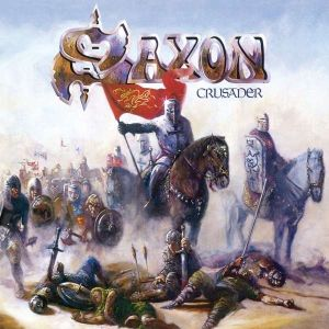 SAXON - Crusader CD MEDIABOOK EDITION