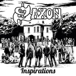 SAXON - Inspirations LP