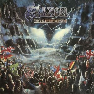 SAXON - Rock The Nations REMASTERED