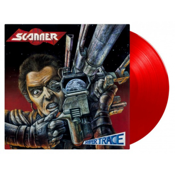 SCANNER - Hypertrace LP Music On Vinyl LTD 500 NUMBERED COLOUR