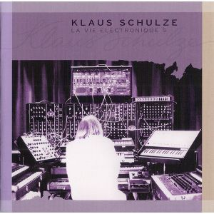 SCHULZE KLAUS - La Vie Electronique 5 3CD
