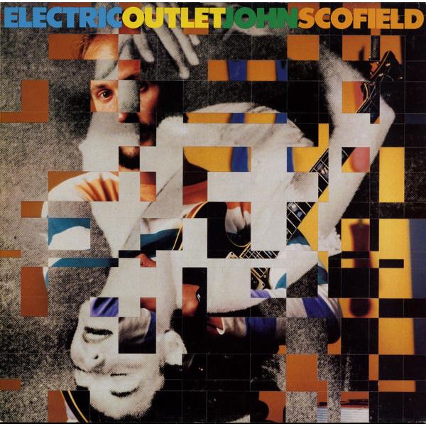 SCOFIELD JOHN - Electric Outlet CD