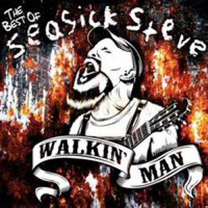 SEASICK STEVE - Walkin' Man – Best Of