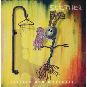 SEETHER - Isolate And Medicate LP