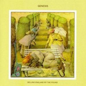 GENESIS - Selling England by the Pound REMASTERED
