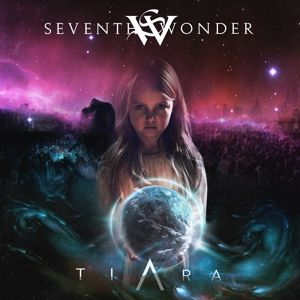 SEVENTH WONDER - Tiara CD