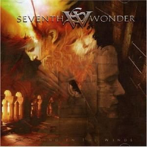 SEVENTH WONDER - Waiting in the Winds CD