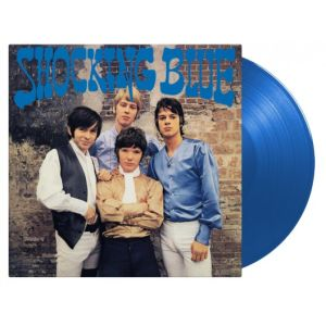 SHOCKING BLUE - SHOCKING BLUE LP 50th Anniversary edition LTD 1000 numbered blue vinyl