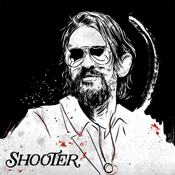SHOOTER JENNINGS - Shooter LP UUSI Elektra