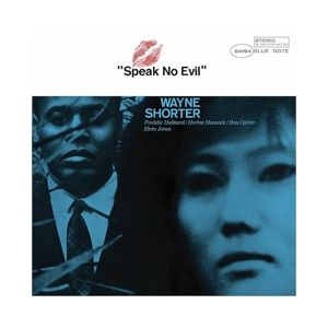 SHORTER WAYNE - Speak No Evil CD