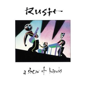 RUSH - Show of hands CD