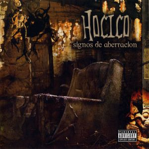 HOCICO - Signos de aberracion CD