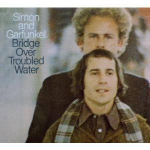 SIMON AND GARFUNKEL - Bridge over troubled water LP Sundazed UUSI M/M
