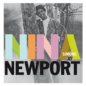 SIMONE NINA - Nina at Newport LP Doxy Music