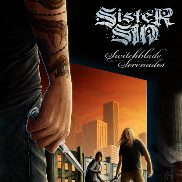 SISTER SIN - Switchblade Serenades CD