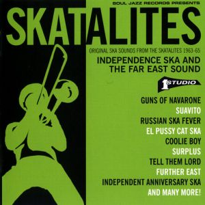 SKATALITES - In the mood for ska 2CD