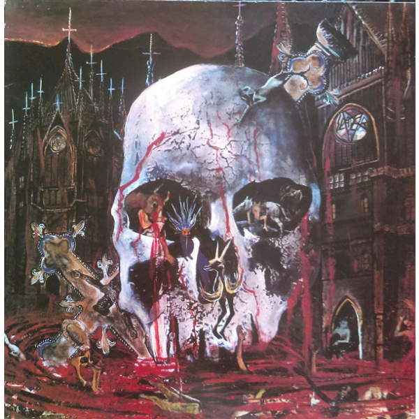 SLAYER - South Of Heaven LP UUSI American