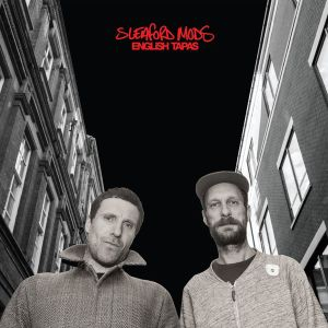SLEAFORD MODS - English Tapas CD