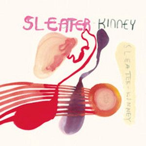 SLEATER-KINNEY - One Beat LP Sub Pop