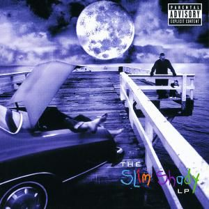 EMINEM - The slim shady lp CD