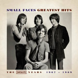 SMALL FACES - Greatest Hits The Immediate Years 1967 - 1969 LP