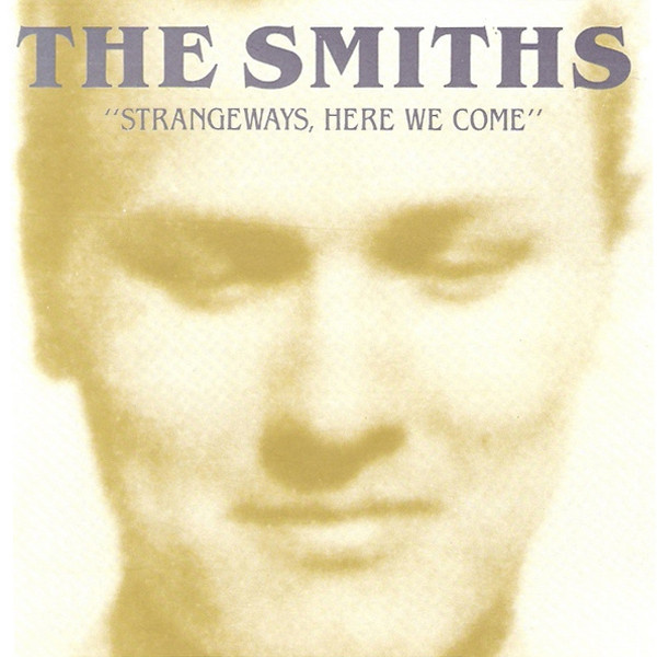 SMITHS - Strangeways, Here We Come LP Rhino 180gram UUSI