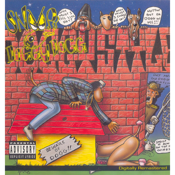 SNOOP DOGGY DOGG - Doggy style 2LP