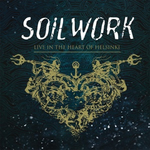 SOILWORK - Live In The Heart Of Helsinki 2CD+DVD