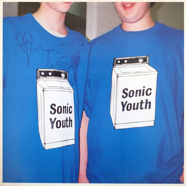 SONIC YOUTH - Washing Machine 2-LP Universal UUSI
