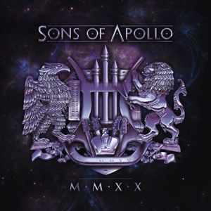 SONS OF APOLLO - Mmxx CD