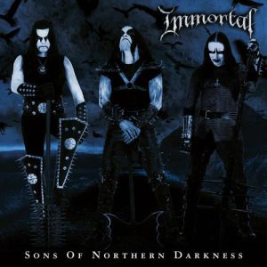 IMMORTAL - Sons of northern darkness LP Nuclear Blast