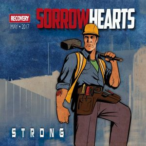 SORROWHEARTS - Strong CD