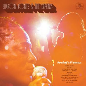 JONES SHARON & THE DAP-KINGS - Soul Of A Woman CD