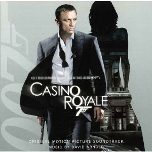 SOUNDTRACK - JAMES BOND- Casino Royale CD