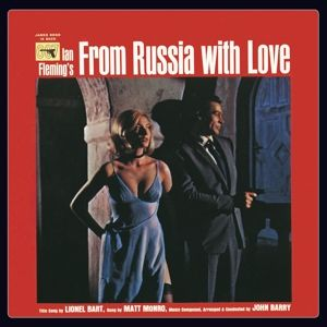 SOUNDTRACK - JAMES BOND-From Russia with love CD
