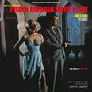 SOUNDTRACK - JAMES BOND-From Russia with love LP Doxy