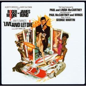 SOUNDTRACK - JAMES BOND-Live and let die