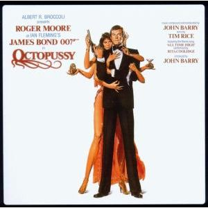 SOUNDTRACK - JAMES BOND-Octopussy CD