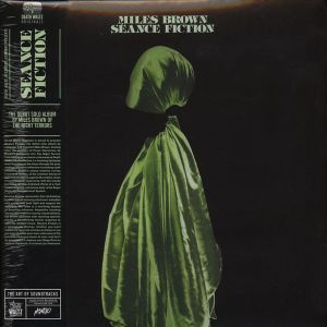 SOUNDTRACK -  Miles Brown ‎– Séance Fiction LP  Death Waltz Originals