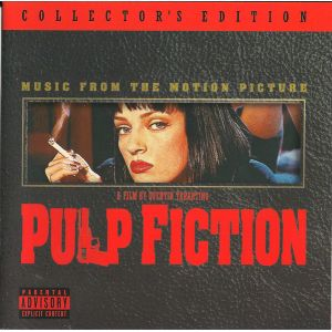 SOUNDTRACK - Pulp fiction CD LTD