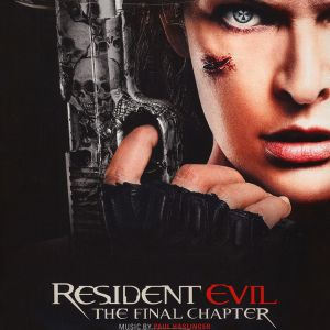 SOUNDTRACK - Resident Evil: The Final Chapter LP  Milan