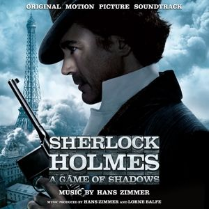 SOUNDTRACK - Sherlock Holmes-Game of Shadows 2LP Music on vinyl