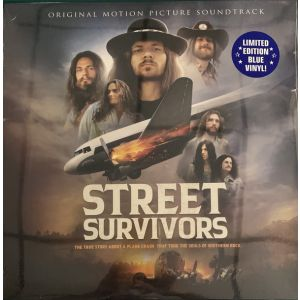 SOUNDTRACK - Street Survivors Original Motion Picture Soundtrack LP Cleopatra