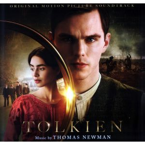 SOUNDTRACK -  Thomas Newman ‎– Tolkien LP Music on vinyl