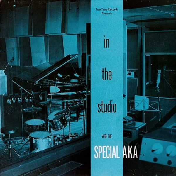 SPECIAL AKA - In The Studio LP Two-Tone Records