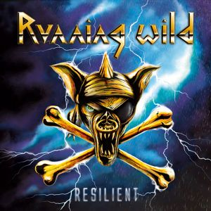 RUNNING WILD - Resilient 2LP+CD Steamhammer