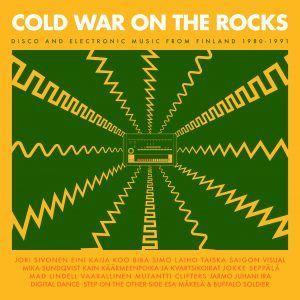V//A - Cold War On The Rocks - Disco and Electronic Music from Finland 1980-1991 2LP Svart Records