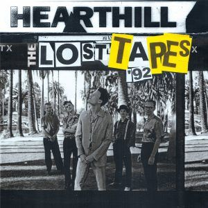 HEARTHILL - The Lost Tapes '92 LP Svart Records