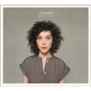 ST VINCENT - Marry me CD